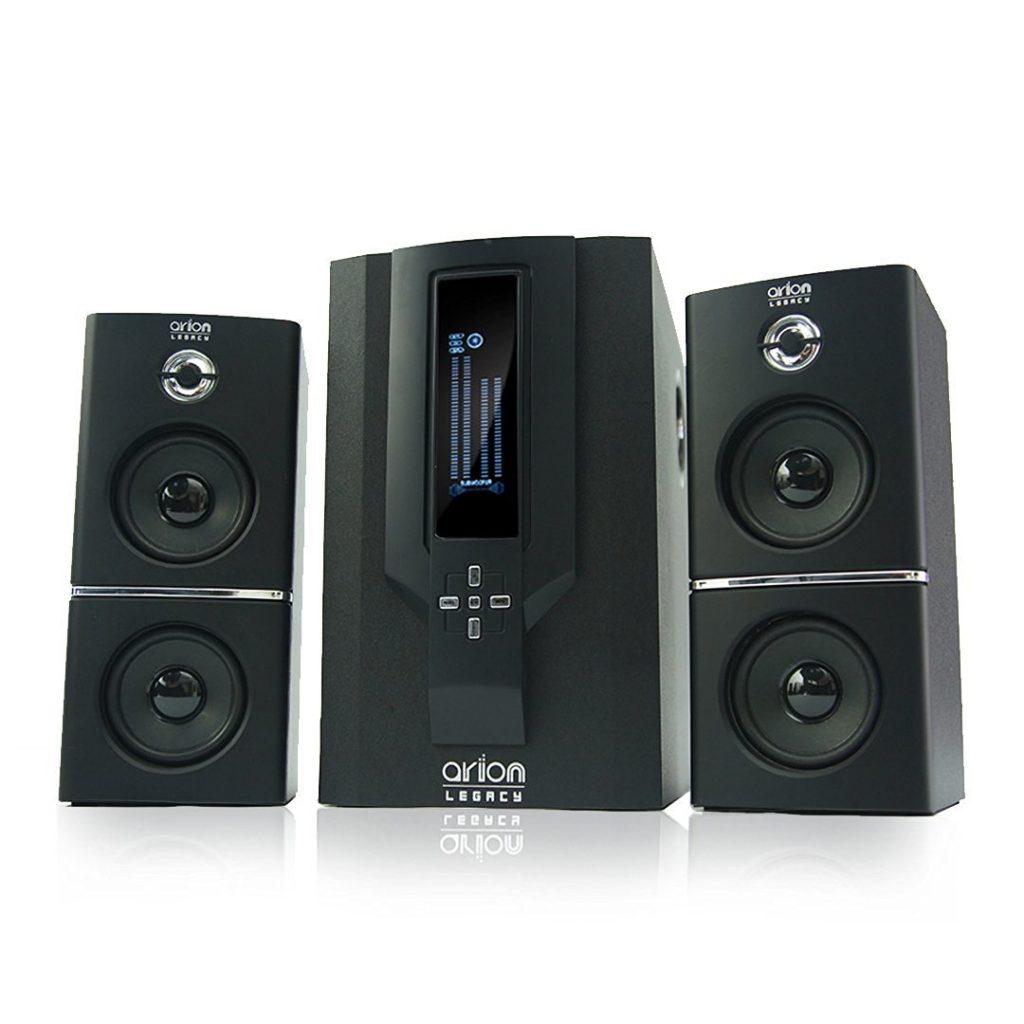 Arion Legacy AR504LR-BK 2.1 Speaker