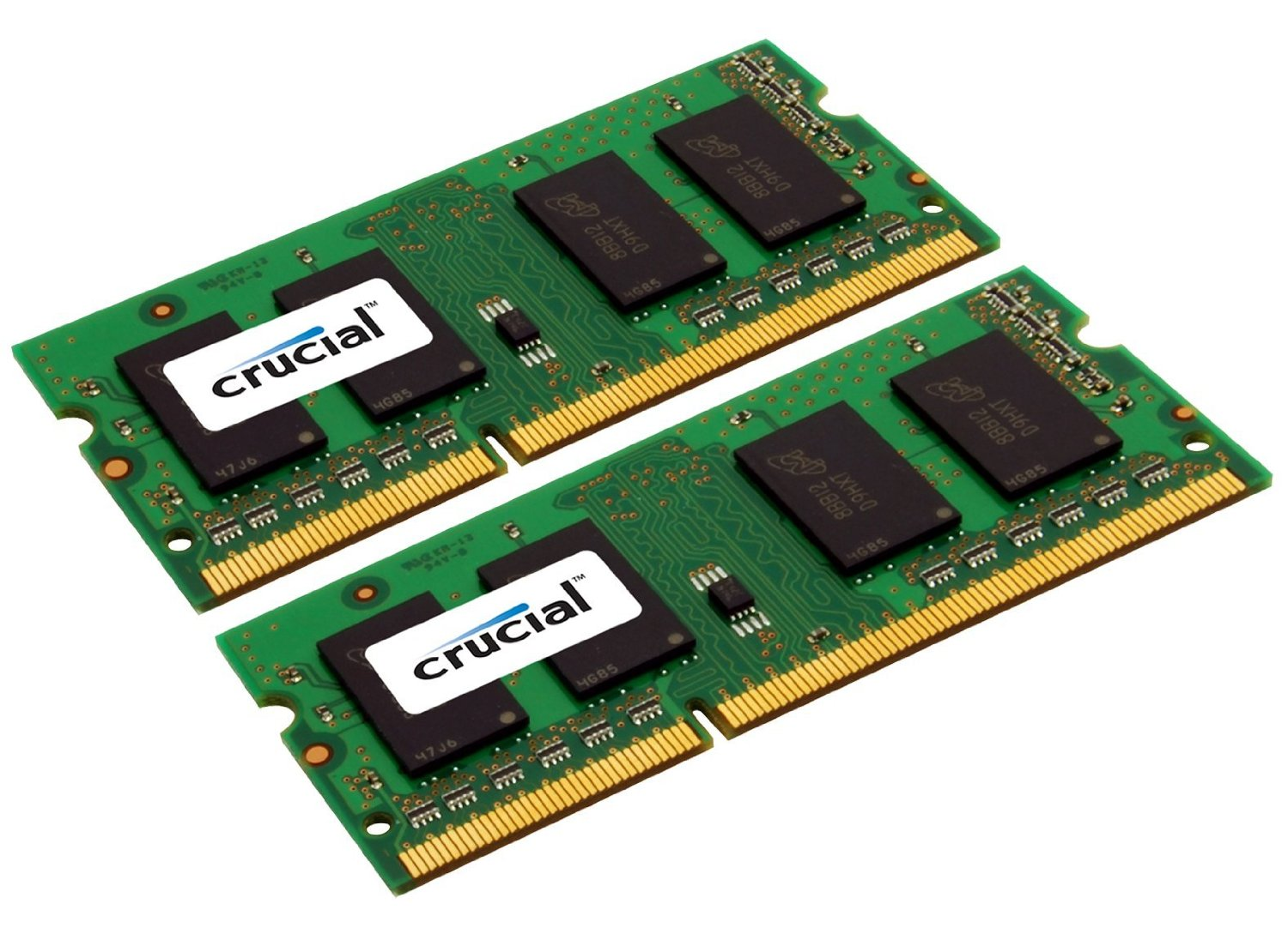 Crucial 16GB Kit (8GBx2) DDR3L
