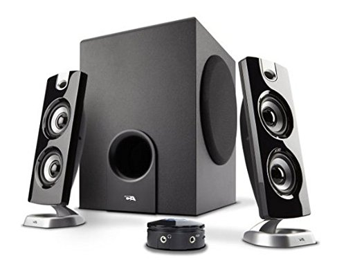 Cyber Acoustics Powered Computer Speakers