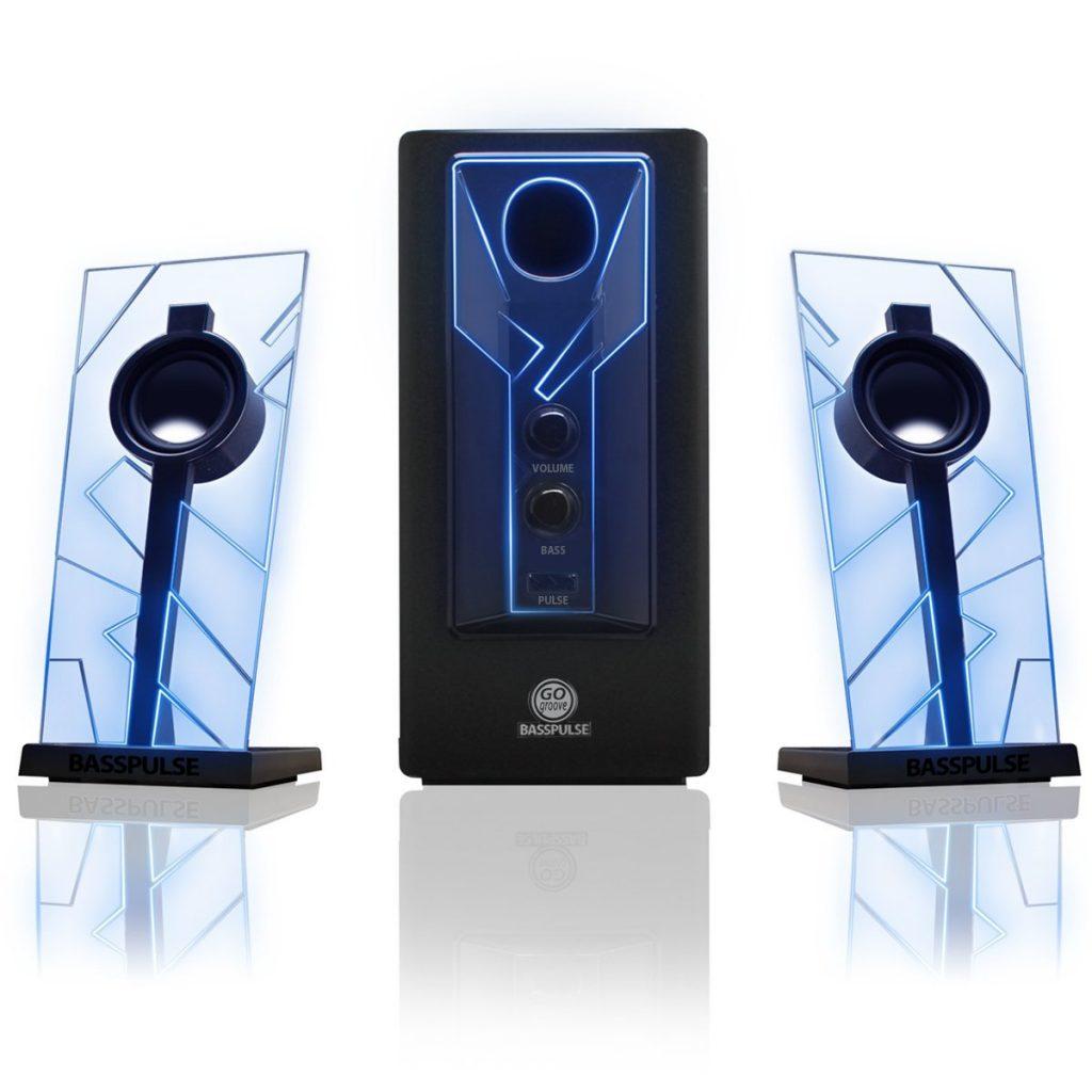 GOgroove BassPULSE Computer Speaker