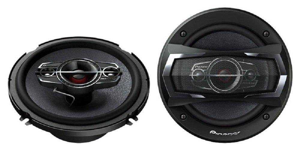 Pioneer TS-A1685R 350 Watts 4-Way Car Speakers