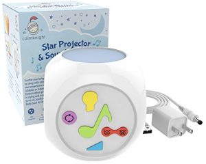 Star Projector Sound Machine