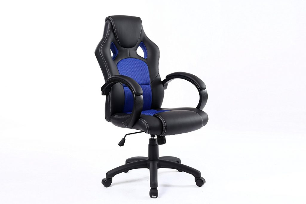 BTExpert Executive/High Back/Swivel/Racing/PU Leather/Office Chair