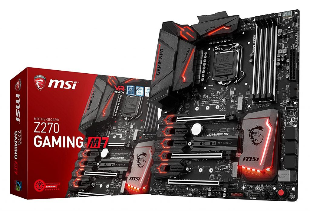 MSI Enthusiastic Gaming Intel Z270