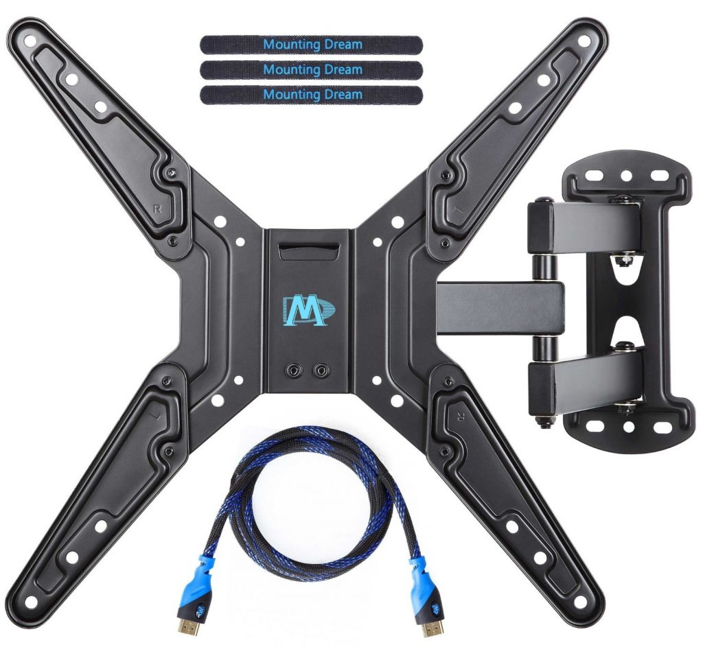 Mounting Dream MD2413-MX Full Motion Articulating Arm Wall Mount
