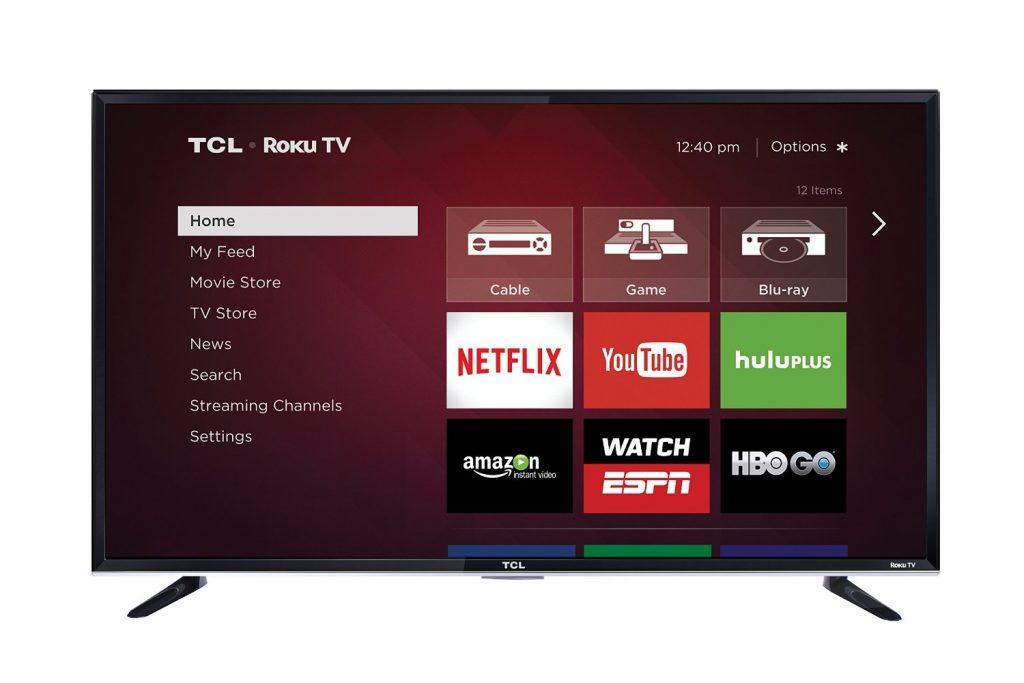 TCL 50FS3800 50-Inch 1080p Roku Smart LED TV