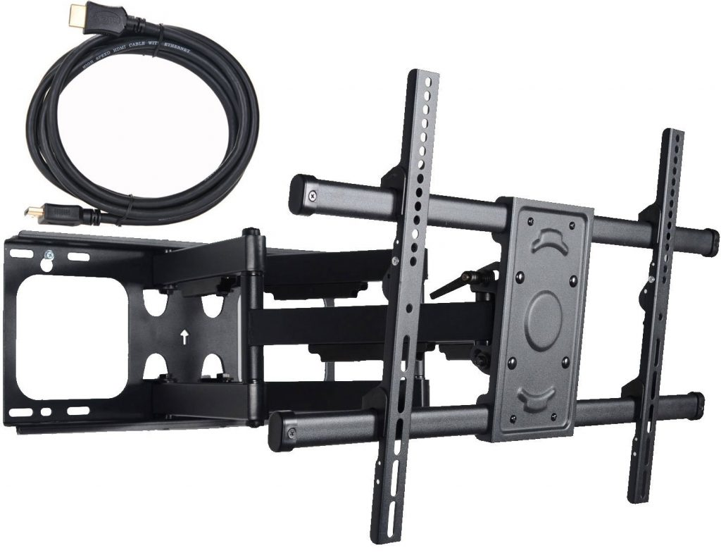 Full Motion Tv Wall Mount Reviews 100+ [ top rated full motion tv mounts ] | amazon com mounting