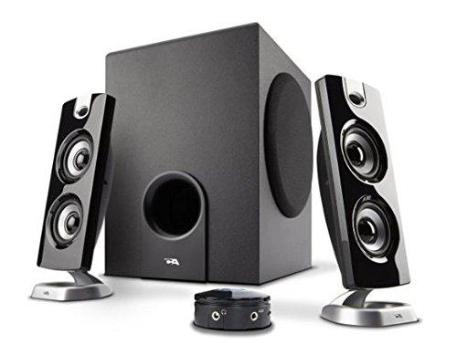 Cyber Acoustics 2.1 Computer Speaker