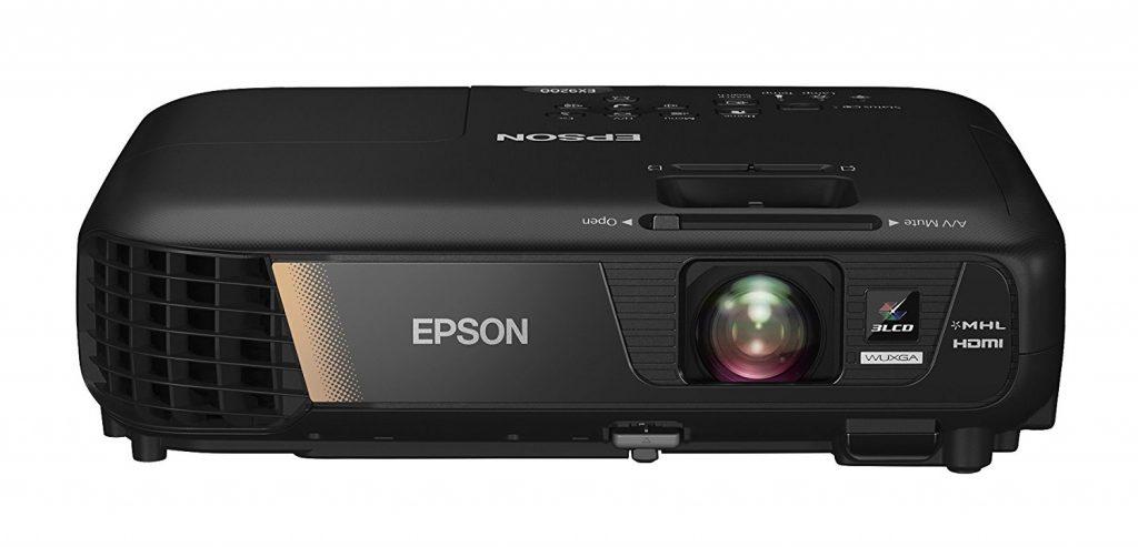 Epson EX9200 Pro WUXGA 3LCD Projector