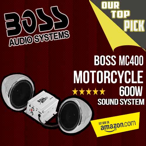 Best motorcycle speakers