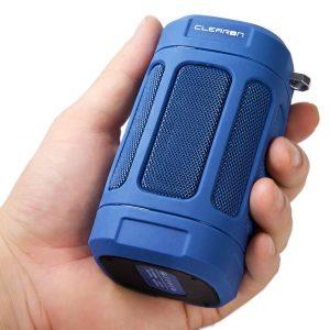 Portable Waterproof Bluetooth 4.0 Speaker