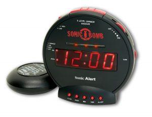 Sonic Alert SBB500SS Sonic